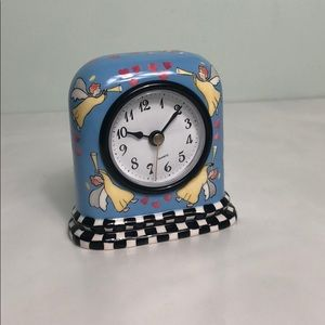 Patricia Dupont Hand Painted Ceramic Watch